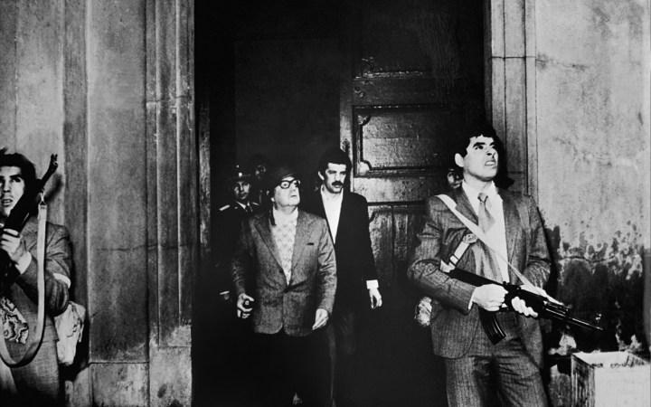 Allende Death