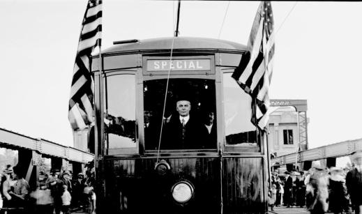 Hanson Train