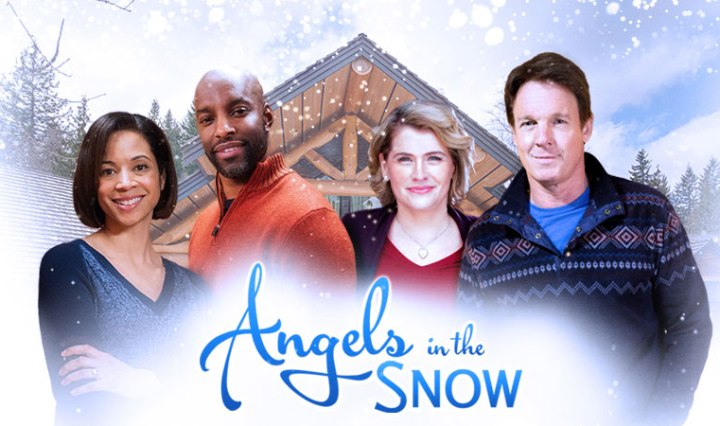 Angels in the Snow header