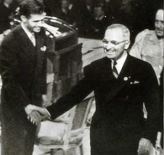 Hiss Truman