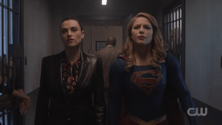 Supergirl - Crime and Punishment - Prison Hallway