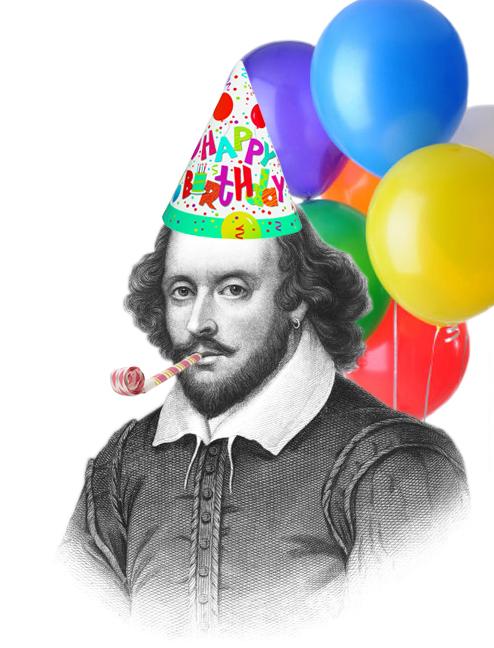 Shakespeare's Birthday Thread - The Avocado