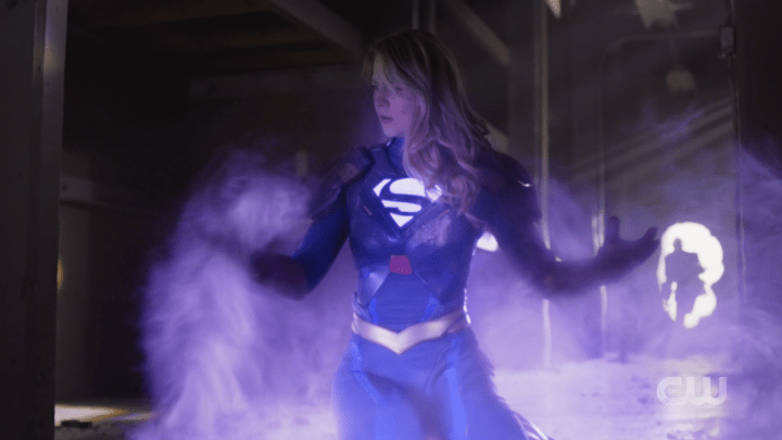 Supergirl - The Quest For Peace - Powerup