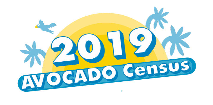 2019 Avocado Census Logo