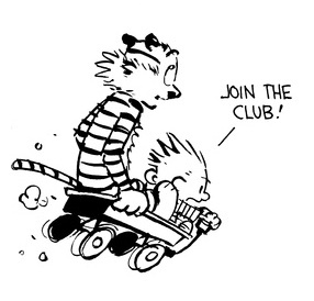 comic strip club