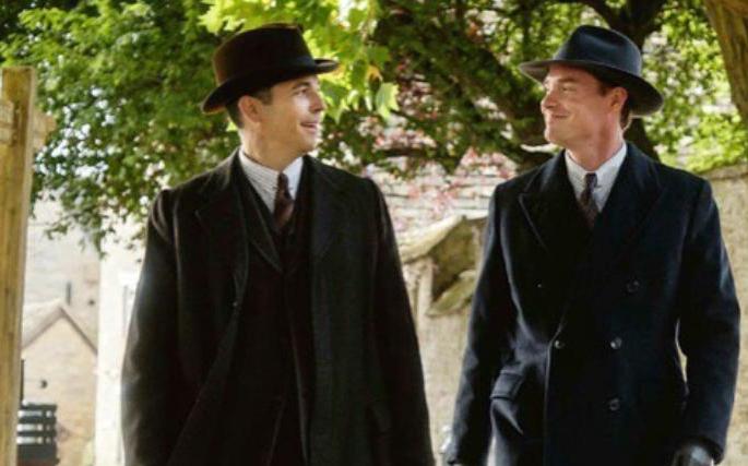 Thomas and Beau