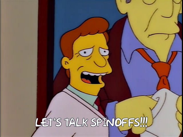 Simpsons - Spinoff