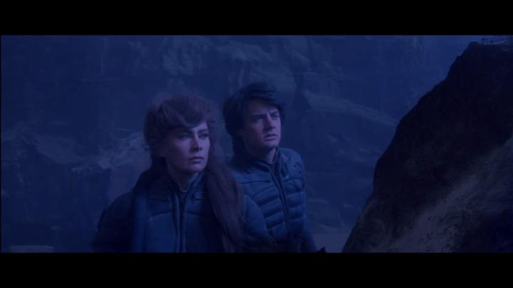 Dune 4. The Thunder Plains.