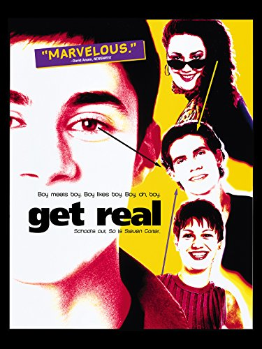 Get Real. Poster. 4