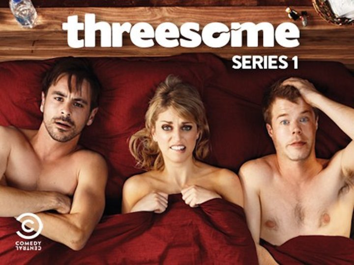 Threesome 2011 Comedy Central banner