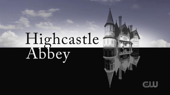 Legends of Tomorrow - Season 5, Episode 13 - Trapped On TV - Highcastle Abbey