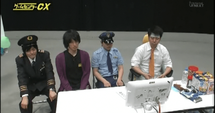 Game Center CX - LE5 - Pilotwings (Arino's 40th Birthday Live Compilation).avi-00.34.58.599-#1