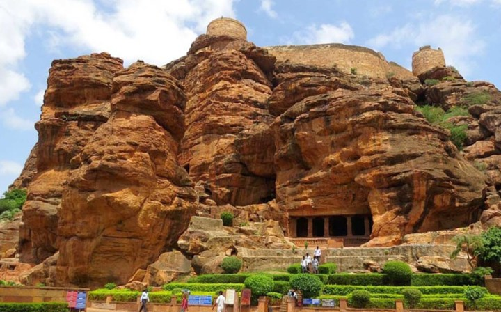 The Bhimbetka Rock Shelter