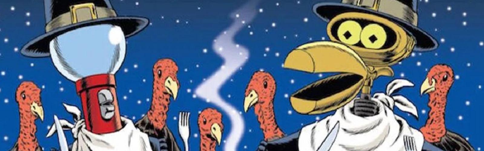 We got Turkey Sign!