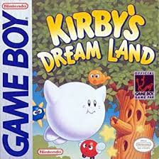 The box art for Kirby's Dream Land