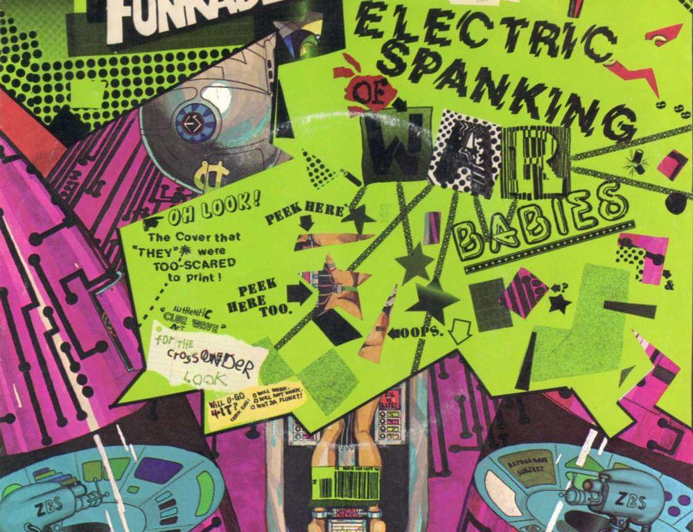 Electric Spanking of War Babies
