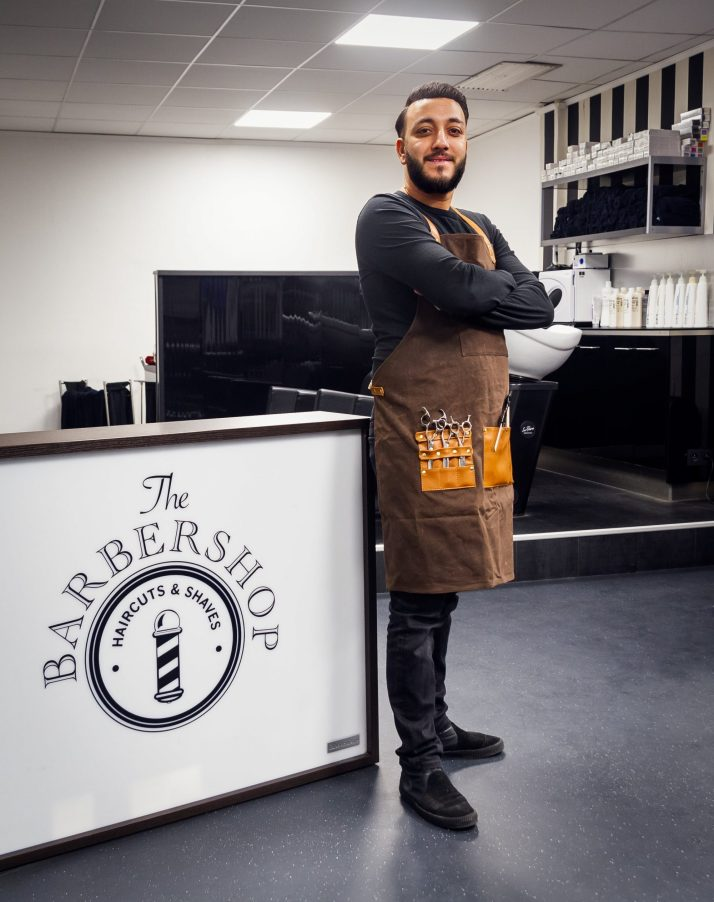 kapper wilrijk ottomane barbershop