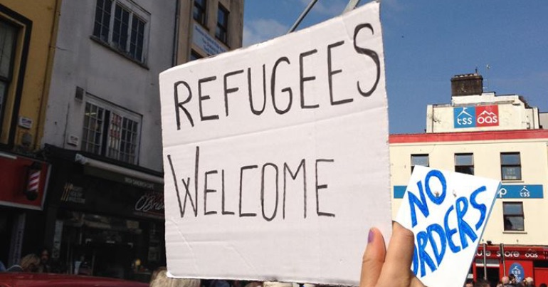 Editorial – The far right wants us to fear asylum seekers. Instead we should welcome them