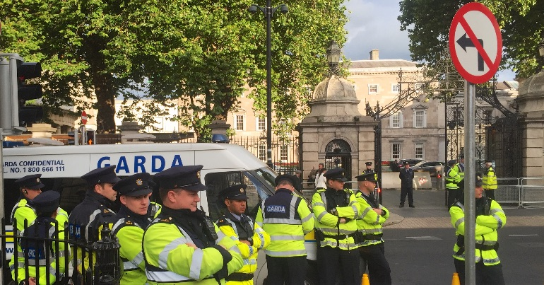 Inconsistent policing by gardaí has given extremists space to thrive