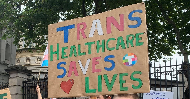 The ever-growing wait for trans healthcare