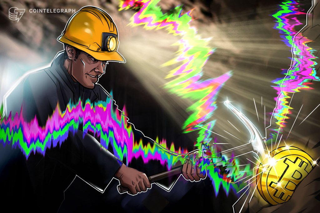 Profit taking Bitcoin miners won't stop the next bull run: On-chain analyst – Cointelegraph