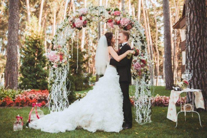 Наш уютный Прованс: свадьба Михаила и Натальи
