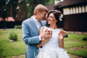 Особенный день: свадьба Виктории и Петра