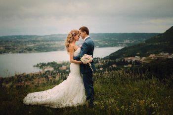 Италия для двоих: свадьба Марины и Антона