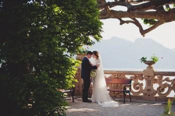 Счастливые неслучайности: свадьба Юлии и Алессио
