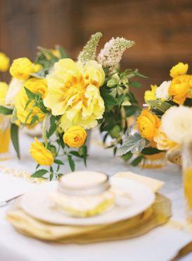 Cvet svadby geltyi - floristika (31)