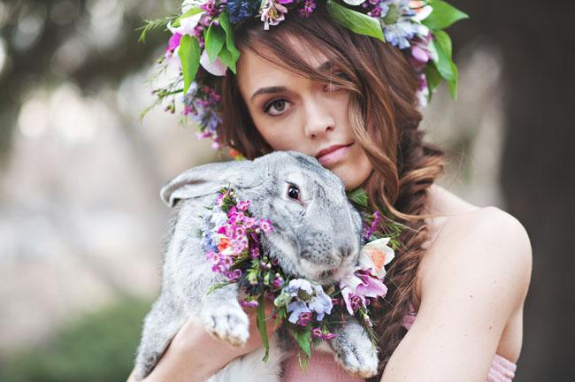 Весенний образ невесты: советы и идеи