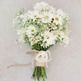 Rustik svadba buket nevesty (43)