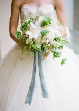 Stil svadby glamour buket nevesty (32)