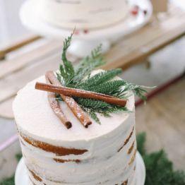 Svadba zimoi - tort (24)