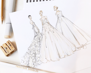 Свадебное платье. 6 основных силуэтов