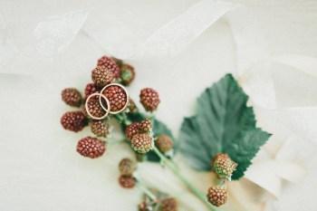 Персиковая нежность: свадьба Ильи и Карины