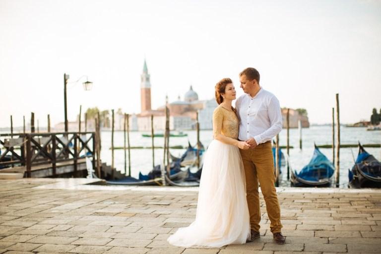 Романтичная Венеция: love-story Федора и Евы