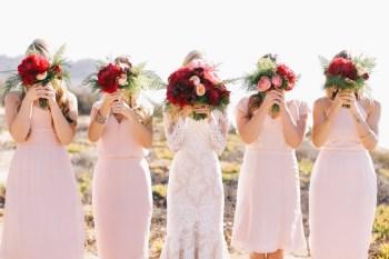 11 советов по выбору платьев для подружек невесты