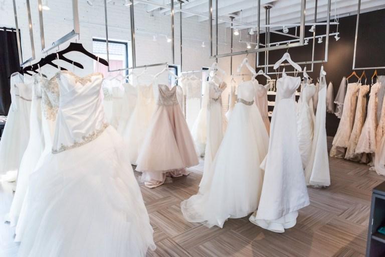 Свадебный шоппинг: поиск свадебного платья