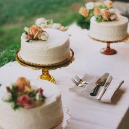 Свадебный торт: тренды 2016