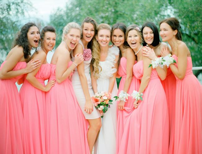 50 советов для подружек невесты