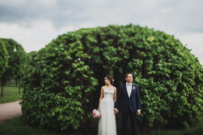 Art wedding: праздник Вадима и Валерии