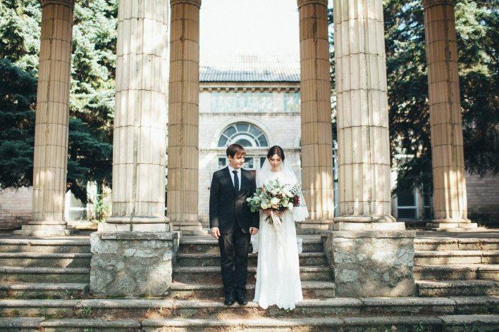Таинство Венчания: love-story Виктории и Евгения
