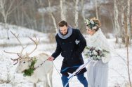 Зимняя свадьба: 10 уютных идей в декоре