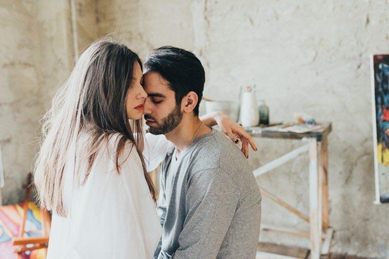Атмосфера творчества: love-story Эллины и Давида