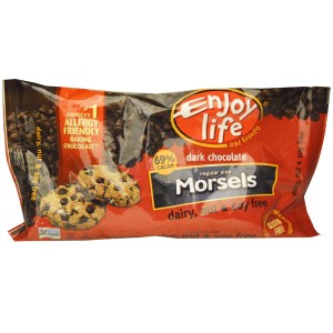 Enjoy Life Foods Regular Size Morsels Dark Chocolate