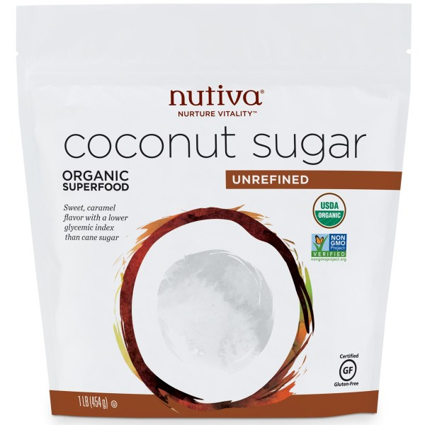 Nutiva, Organic Coconut Sugar