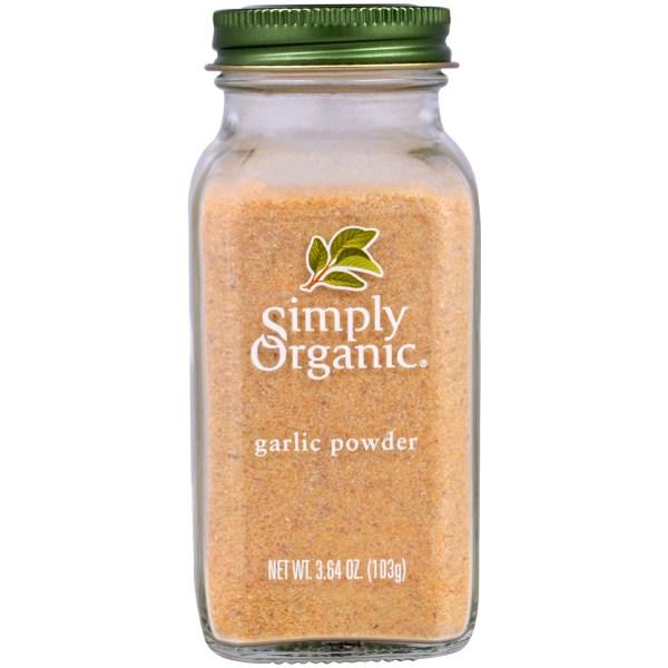 Simply Organic, Garlic Powder