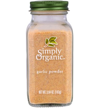 Simply Organic, Garlic Powder