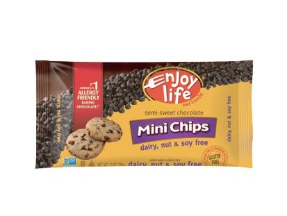 Enjoy Life Foods, Mini Chips, Semi-Sweet Chocolate